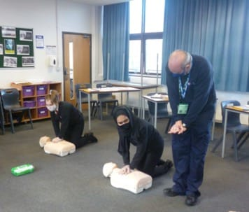 JPF First Aid  in the News
