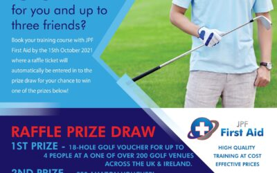 Would you like the chance to win a raffle prize?